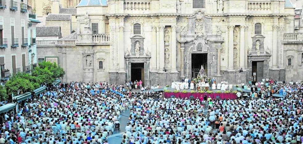 El obispo pide que se rece en las iglesias para que llueva