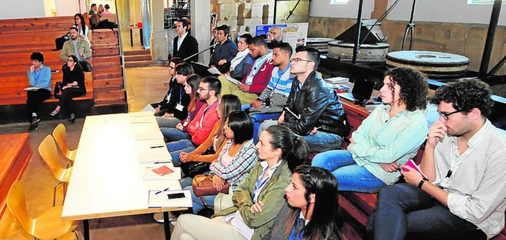 Los jóvenes proponen medidas para evitar inundaciones en Espinardo