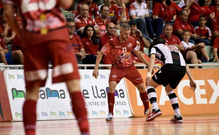 ElPozo Murcia está agotado (4-4)