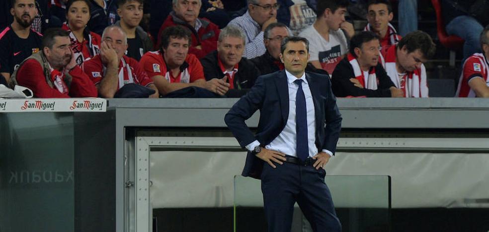 Valverde: «Ha sido extraño tener al público apoyando al equipo contrario»