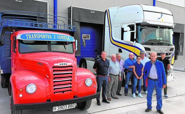 La nueva planta logística de Primafrío en Alhama estará concluida a principios del próximo año