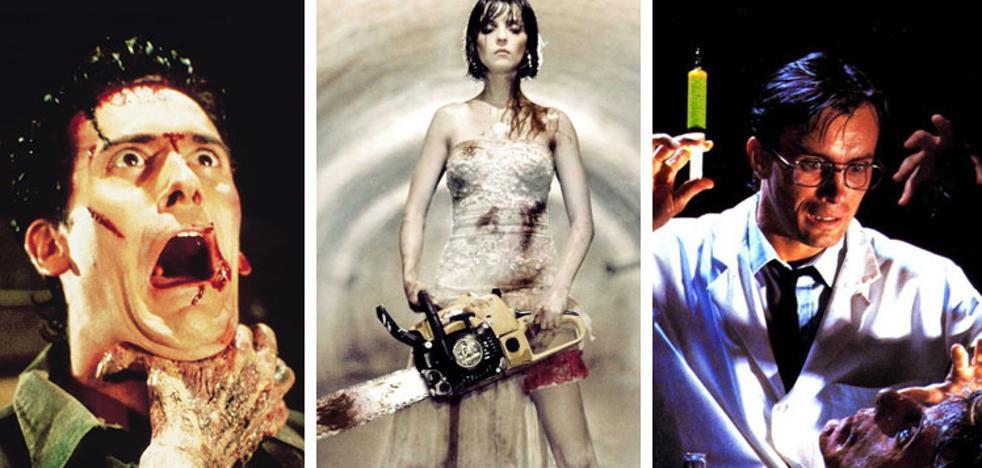 10 películas de terror para morirse de risa por halloween