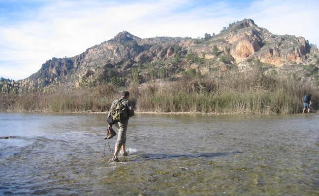 El río Segura que recorrió Aníbal