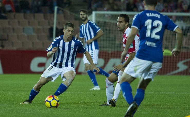 Debacle del Lorca FC contra el Granada