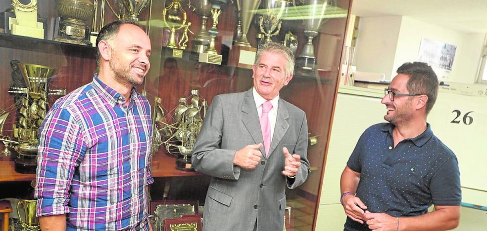 Gómez López media para que haya murcianistas en el derbi
