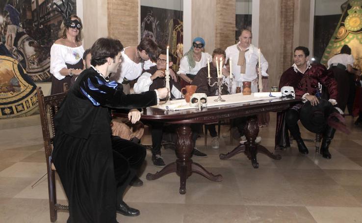 Vuelve 'La noche del Tenorio' al Museo Azul