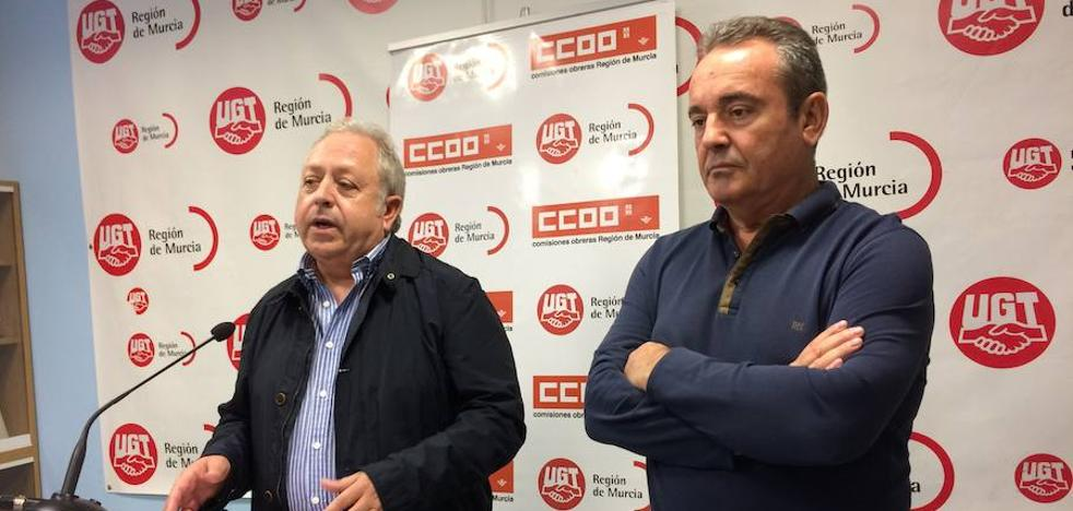 UGT y CC OO confirman la huelga indefinida en las ITV desde mañana