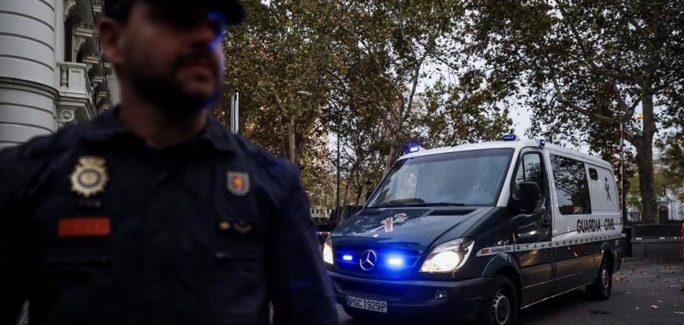 La juez decreta prisión incondicional para Junqueras y otros siete exconsejeros