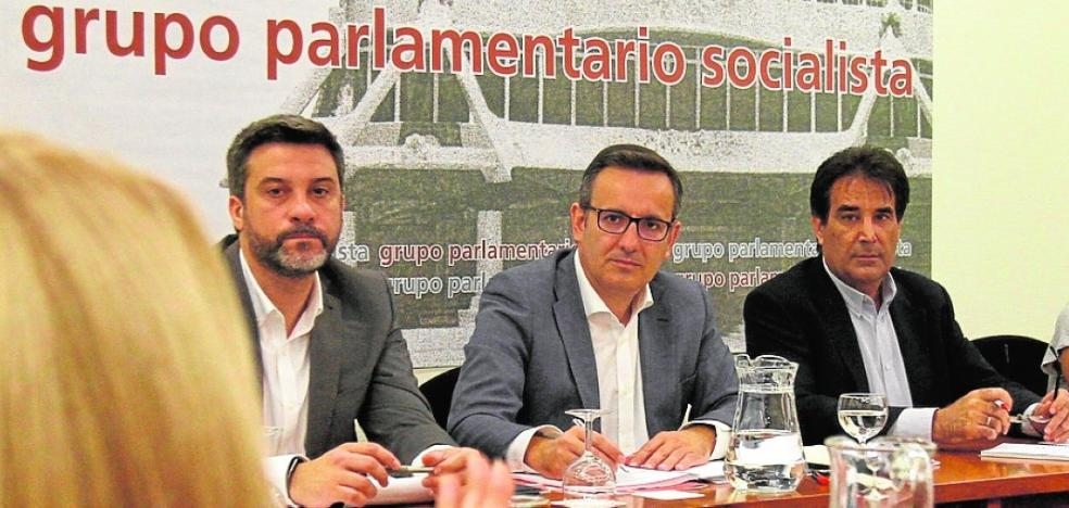 El PSOE cuestiona los tanques de tormentas
