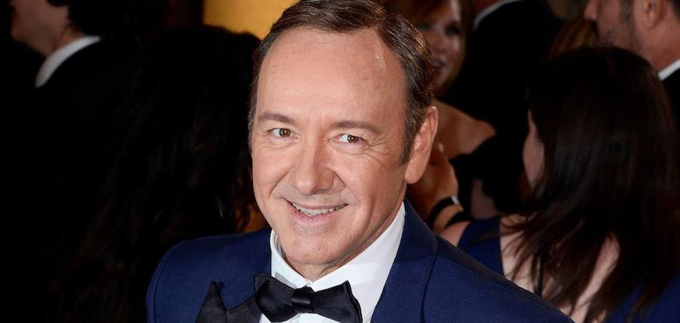 Trabajadores de 'House of Cards' acusan a Kevin Spacey de abusos sexuales