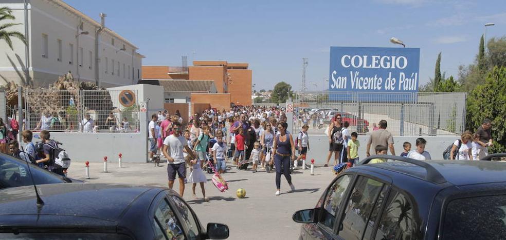 La UCAM compra el San Vicente de Paúl