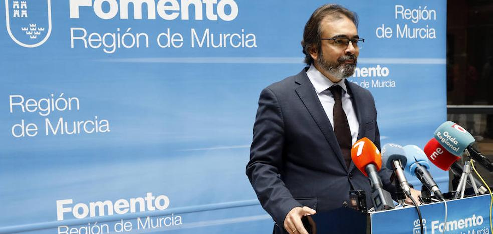 El Gobierno regional destaca que se inicia la fase final para la apertura del aeropuerto de Corvera