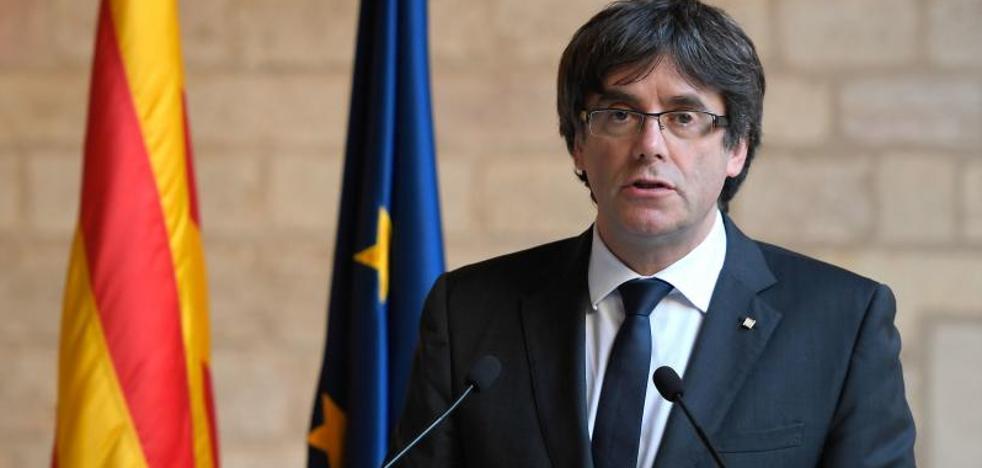 La juez ordena la búsqueda internacional de Puigdemont y cuatro exconsejeros
