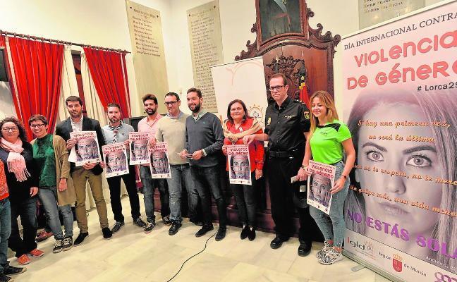 Diez colectivos contra la violencia de género