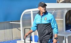 Palomeque ya es historia en el Lorca Deportiva
