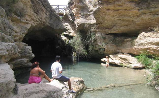 Tres baños inolvidables en el río Mula