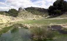 Fuente Caputa: el agua eterna
