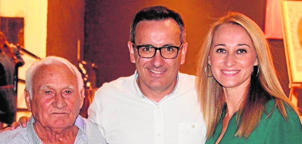 Diego Conesa dejará en 2018 la alcaldía de Alhama para centrarse en liderar el PSOE