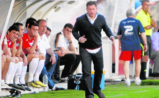 Mario Simón, nuevo entrenador del Lorca Deportiva