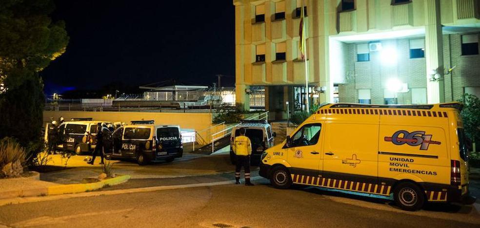 Ahora Murcia pide el cierre del CIE de Sangonera