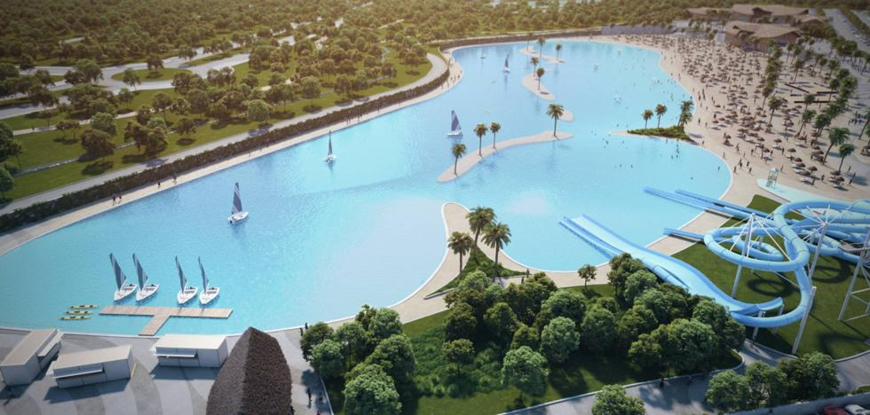 Inversión millonaria para la primera playa urbana de Europa