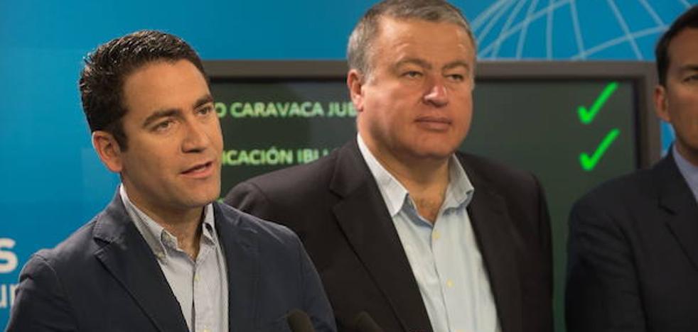 Teodoro García: «Es preocupante que Diego Conesa vaya diciendo que sobra agua en Murcia»