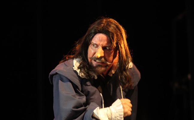 'Cyrano de Bergerac', valiente y generoso