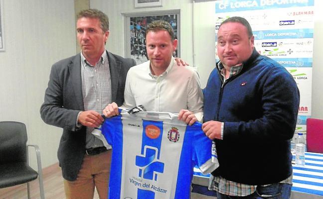 Mario Simón llega al Lorca Deportiva convencido de que «tiene solución»