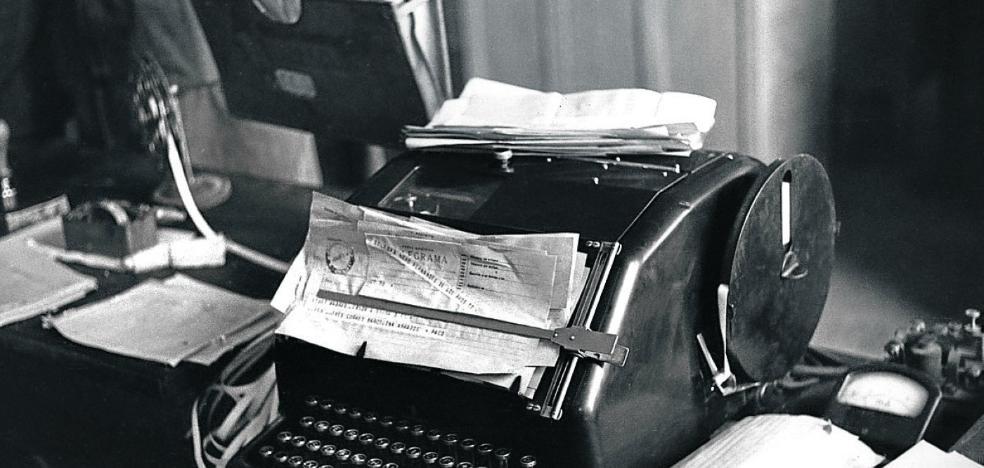 Esto era un telegrama