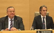 Francisco Bernabé sustituirá a Solís para dar mayor perfil político a la Delegación