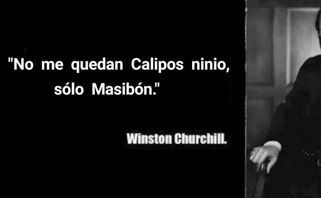 Cristina Cifuentes usa una falsa cita atribuida a Churchill e Internet responde así