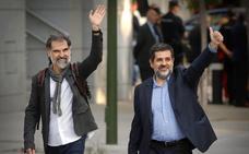 Amnistía considera que 'los Jordis' y los ex miembros del Govern no son «presos de conciencia»
