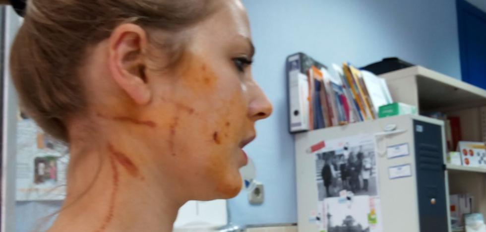 Reubican en el colegio de La Salud a las niñas que pegaron a una monitora