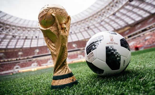 Presentado el 'Telstar 18', el balón oficial del Mundial de Rusia