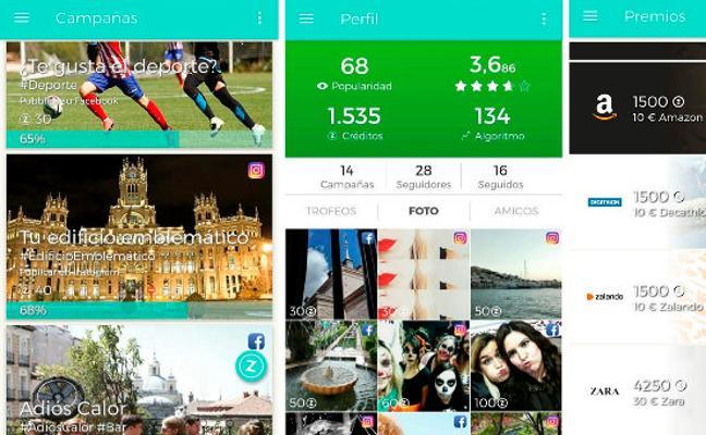 Friendz, la app con la que puedes ganar dinero en tus redes sociales