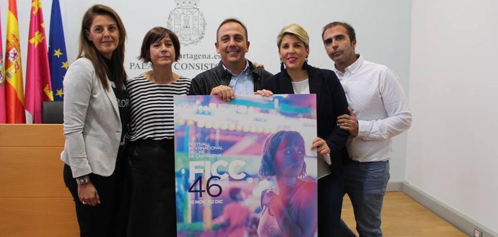 Hasta 80 proyecciones en la XLVI edición del FICC