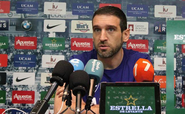 Ibon Navarro pide a su equipo «jugar con más calma y mostrar fortaleza mental»