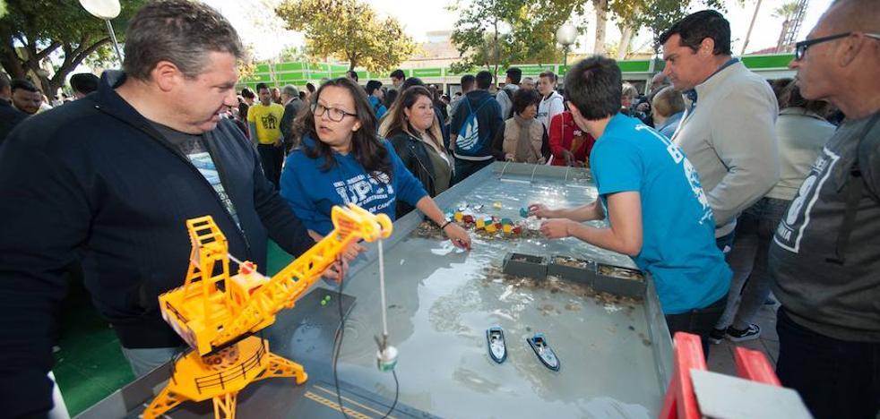 Arranca la Semana de la Ciencia con el objetivo despertar vocaciones entre los jóvenes