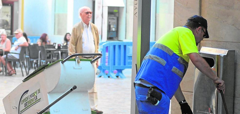El plan de choque de limpieza abarca 32 puntos del municipio