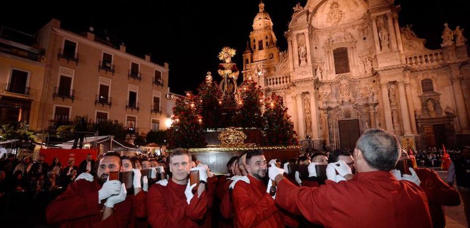 Y Jesús Prendido conquistó Murcia