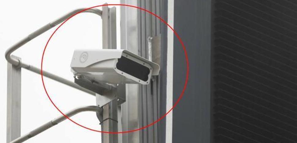 Hoy empiezan a multar las cámaras que vigilan el uso del cinturón
