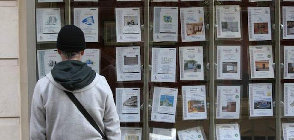 El precio del alquiler se dispara en Murcia hasta un 23% en cinco años