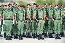 El numero de militares en la Región desciende un 2,3% desde 2011