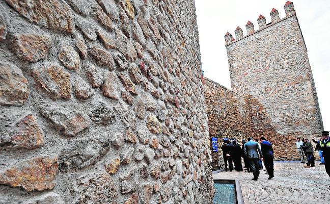 El Ayuntamiento de Lorca proyecta sacar a la luz otro tramo de la muralla medieval