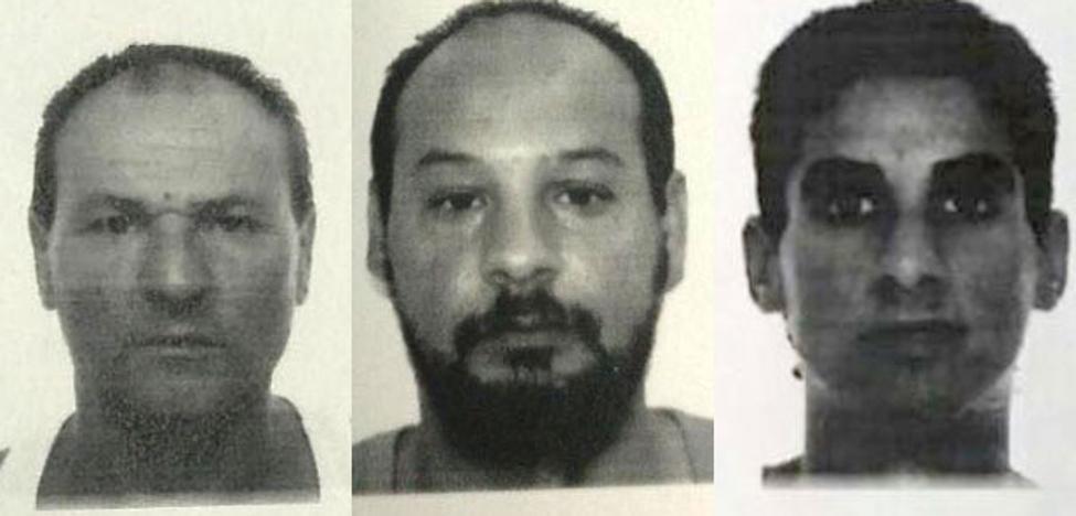 'Los Gasolina' fugados aprovecharon el entierro de las víctimas para entregarse