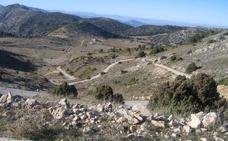 El valle secreto de Sierra Espuña