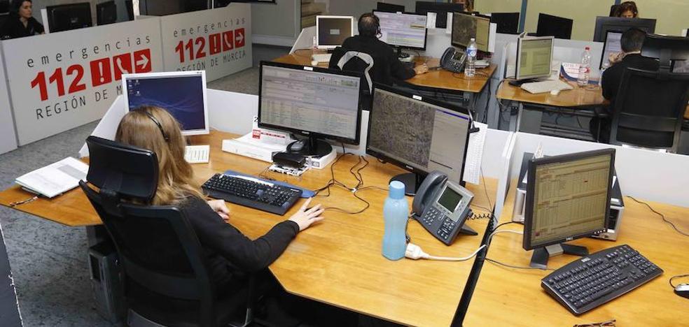 Suben un 12% las llamadas al 112 por maltrato machista en la Región