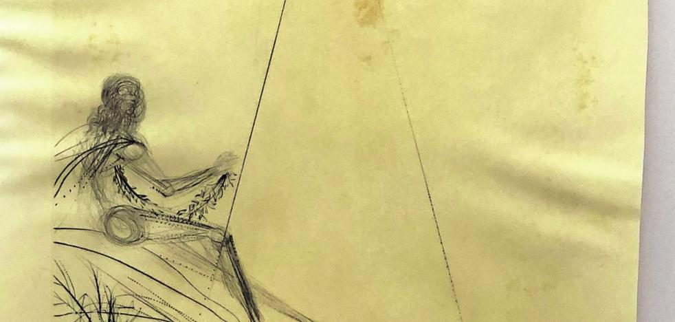Genialidad de Dalí y variedad en arte sacro