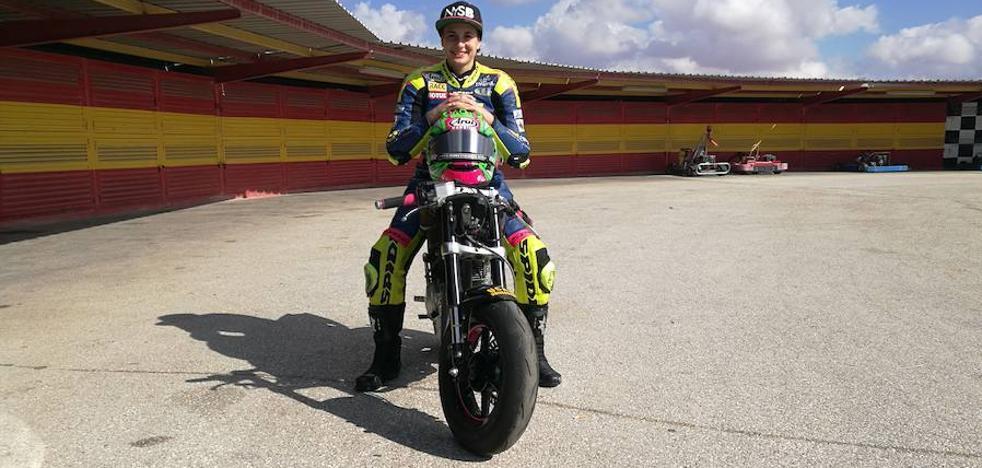 Ana Carrasco: «Mi objetivo será luchar por el Mundial en 2018»