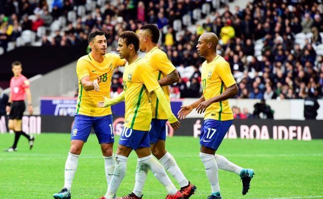 Neymar-Coutinho, de la Costa Brava a Rusia pasando por Wembley